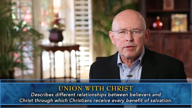 Session 43 - Union with Christ
