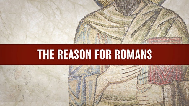 Romans, A Video Study - Introduction