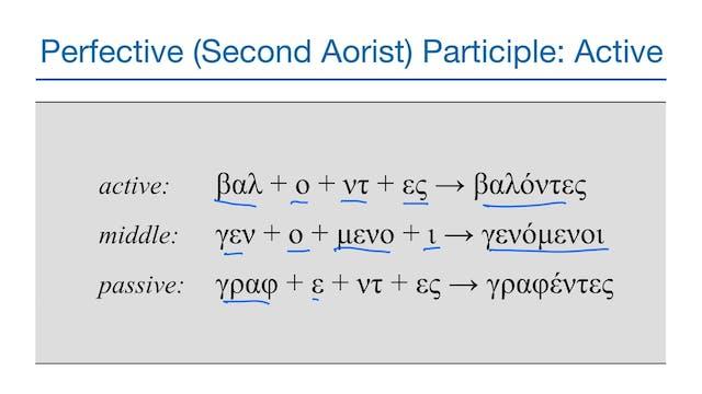 Basics of Biblical Greek - Session 28...