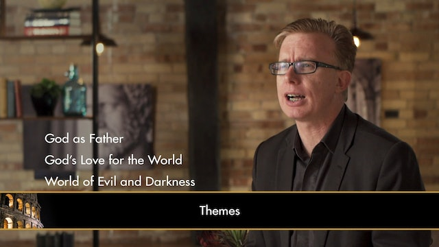 The New Testament in Its World - Session 27 - The Gospel according to John