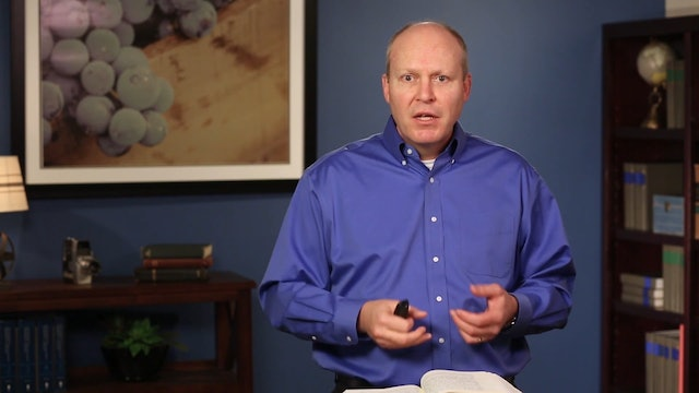 The Torah Story - Session 18 - Purity and Worship