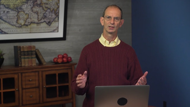 Galatians, A Video Study - Session 18 - Galatians 4:12-20