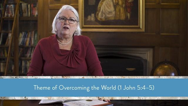 1, 2, and 3 John - Session 8 - 1 John 2:15-17