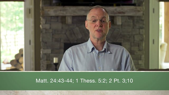 Revelation, A Video Study - Session 3...