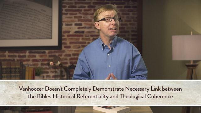 Five Views on Biblical Inerrancy - Session 4.3 - Michael F. Bird Response
