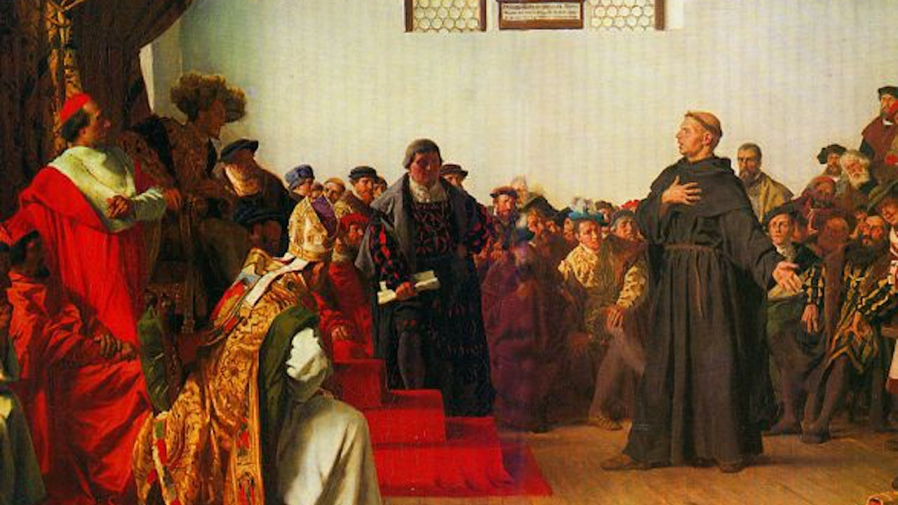 Explore the Reformation