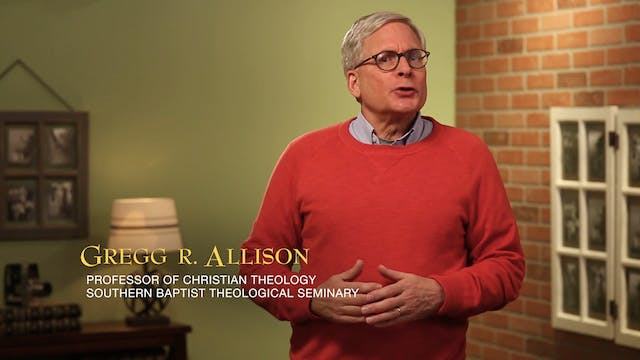 Historical Theology - Session 20: The...
