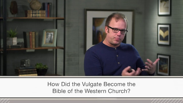 Know How We Got Our Bible - Session 7 - The Medieval Bible