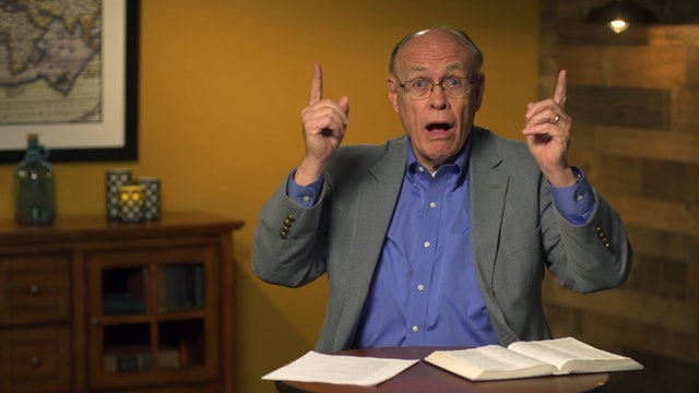 Isaiah, A Video Study - Session 13 - Isaiah 9:8-10:4