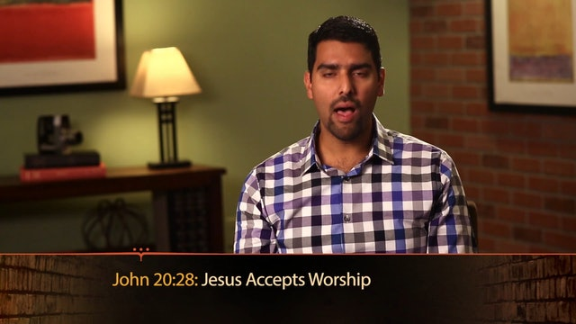 Seeking Allah Finding Jesus-Session 4-Jesus: Mortal Messiah or Divine Son of God