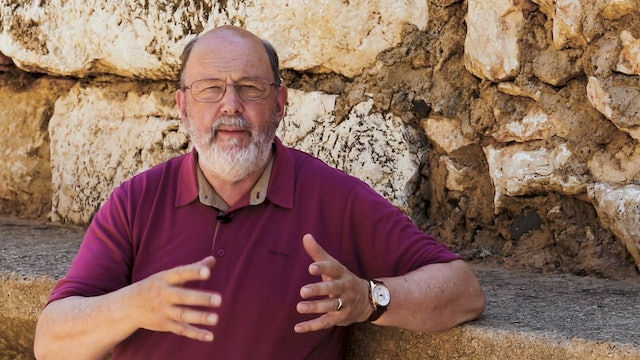 The New Testament in Its World -Session 6- Jewish Context of Jesus, Early Church