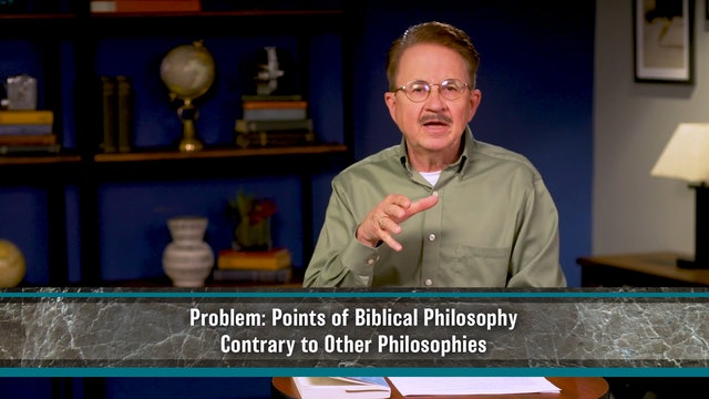 Essentials of Christian Thought -Session 6- Biblical View of Reality Retrieved