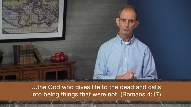 Galatians, A Video Study - Session 4 ...