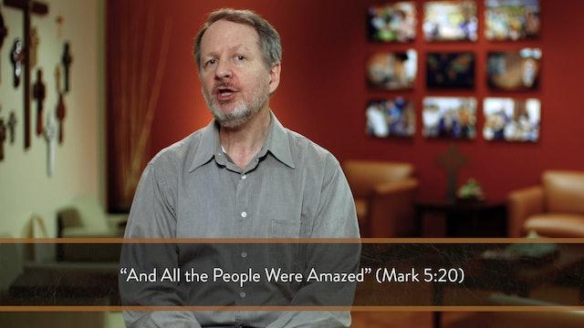 Mark - Session 20 - Mark 5:1-20