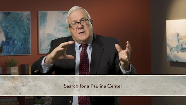Four Views on the Apostle Paul - Session 2 - A Catholic Perspective (Johnson)
