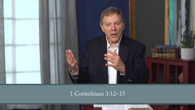 Conformed to His Image - Session 12 - Motivated: Love, Gratitude, and Rewards
