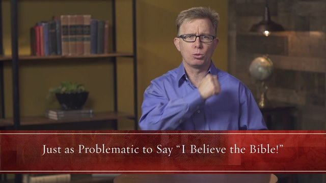 What Christians Ought to Believe - Session 1 - Christian Creeds for Beginners