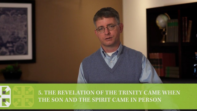 The Triune God, A Video Study - Session 9 - Theses on the Revelation of the Trinity