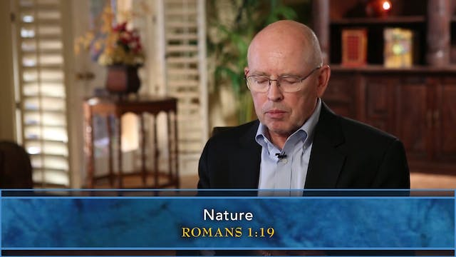 Session 10 -The Knowability of God