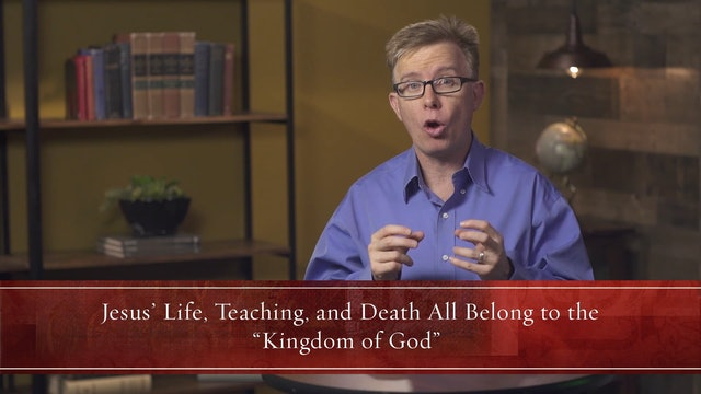 What Christians Ought to Believe -Session 6- Believing in the Son: Messiah, Lord