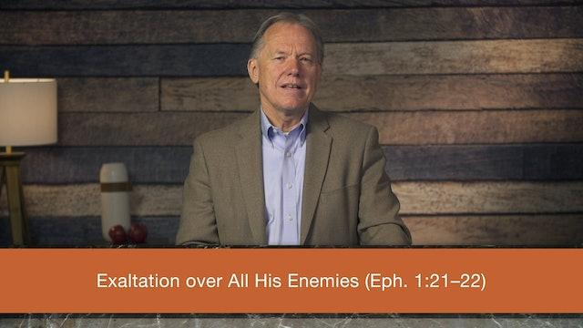 Ephesians (ZECNT) - Session 19 - Theology of Ephesians
