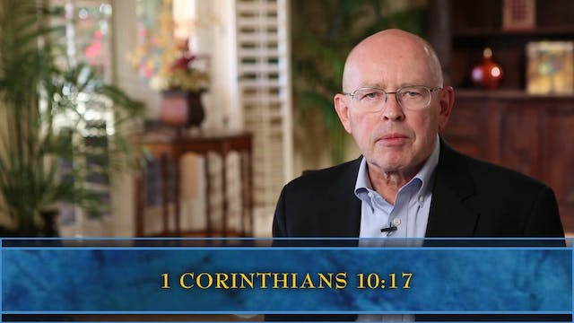 Session 50 - The Lord's Supper