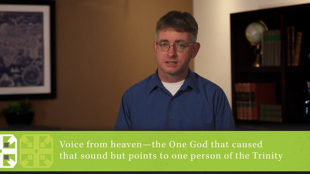 The Triune God, A Video Study - Session 7 - New Covenant Attestation
