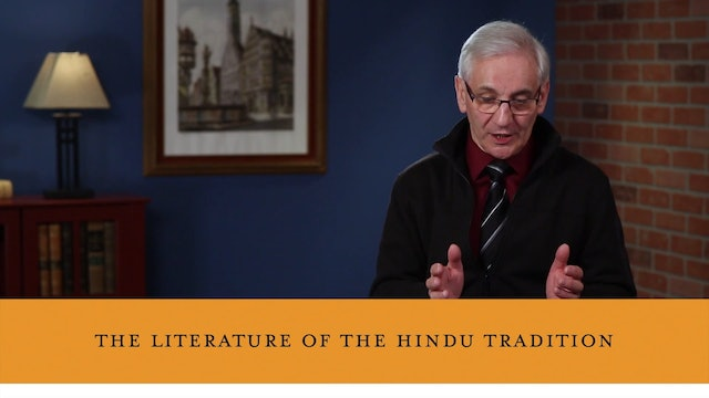 Understanding World Religions - Session 8: The Richness of the Hindu Tradition