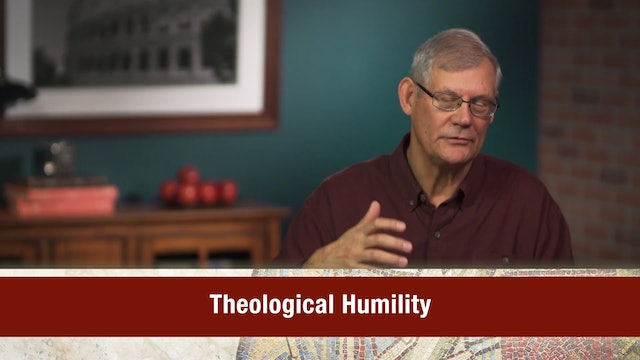 Romans, A Video Study - Session 36 - Romans 11:33-36