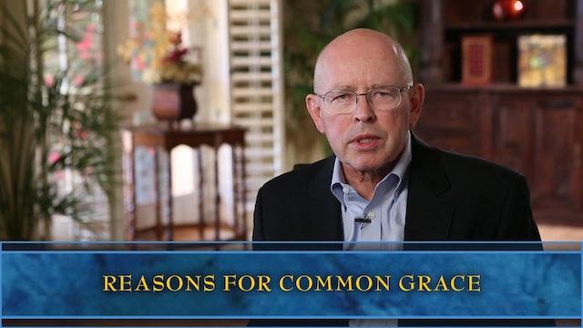 Session 31 - Common Grace