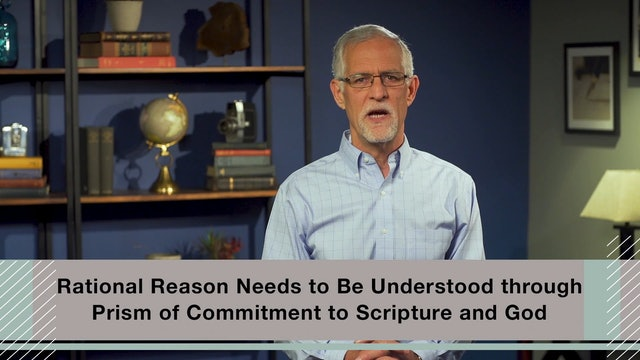 Know Why You Believe - Session 3 - Why Believe in God?