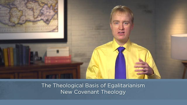 Contemporary Theology -Session 26- Ev...