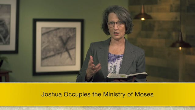 Joshua - Session 10 - Joshua 8:30-35