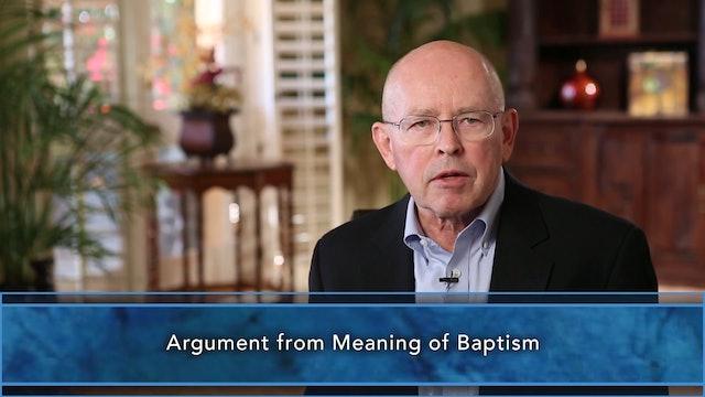 Session 49 - Baptism