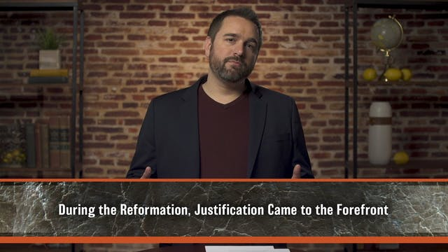 Sanctification - Session 13 - Justifi...