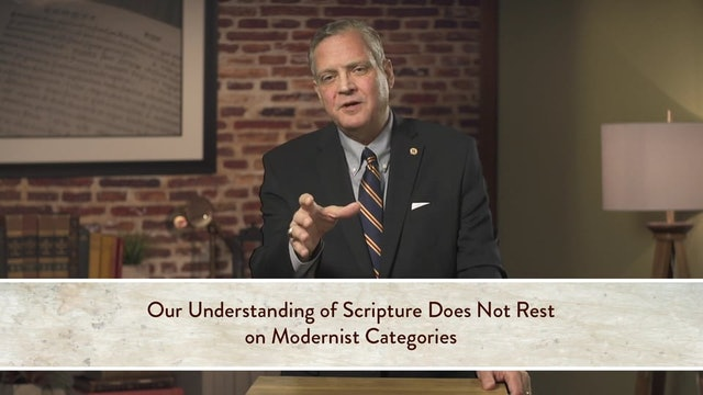 Five Views on Biblical Inerrancy - Session 4.1 - R. Albert Mohler Jr. Response