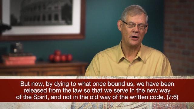 Romans, A Video Study - Session 23 - Romans 8:1-13