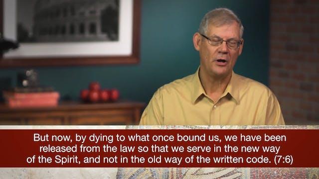 Romans, A Video Study - Session 23 - ...