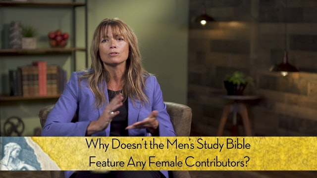 RBMW - Session 2 - Why Men and Women Don't Read Separate Bibles