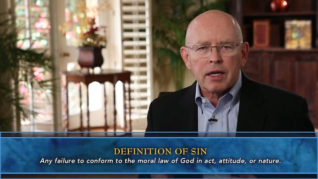 Session 24 - Sin