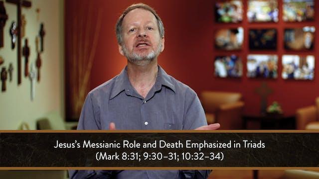 Mark - Session 35 - Mark 8:34-9:1
