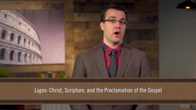 God's Word Alone - Session 4 - The Mo...