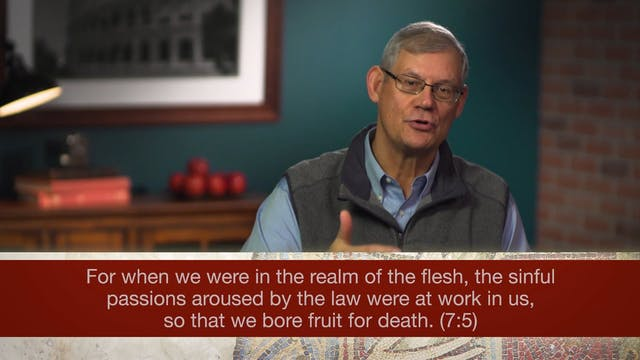 Romans, A Video Study - Session 21 - ...