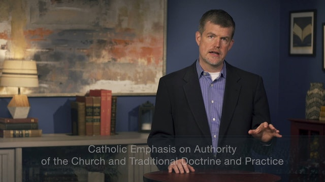 America's Religious History - Session 11 - Catholics in America