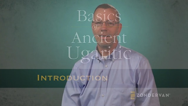 Basics of Ancient Ugaritic - Trailer