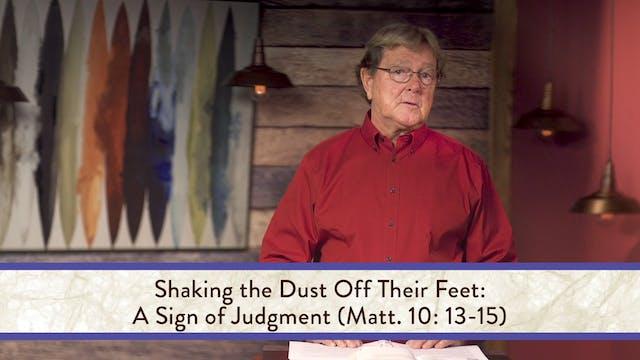 Matthew - Session 19 - Matthew 10:1-42