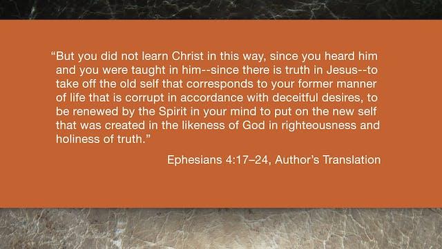 Ephesians (ZECNT) - Session 11 - Ephe...