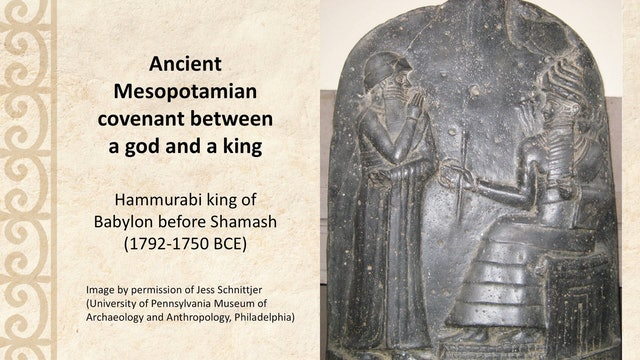 The Torah Story - Session 7 - The Abraham Narratives