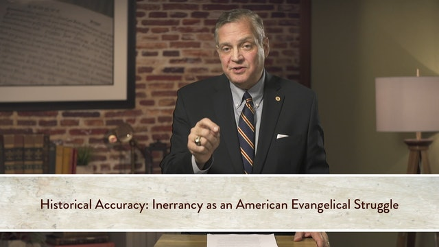 Five Views on Biblical Inerrancy - Session 3.1 - R. Albert Mohler Jr. Response
