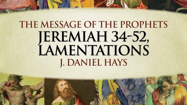 The Message of the Prophets - Session...